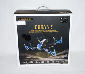 Protocol - Dura VR Racer Drone with Remote Controller
