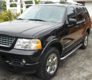 2005 Ford Explorer Limited Edition 4x4 SUV Fully Loaded