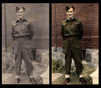 Colourize your old B&W Pictures!