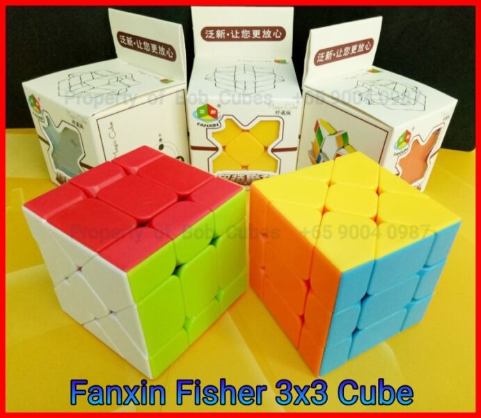 - Fanxin Fisher 3x3 Cube for sale -  Brand New ! -