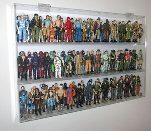 Collectors Showcase - Premium Display Case for 3-3/4