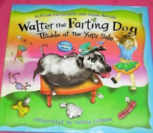 Walter the Farting Dog(Trouble at the Yard Sale)