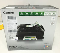 ((Unopened)) Canon MX922 WiFi All-in-One CD Printer