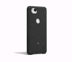 Google Pixel 2 Fabric Cases - Carbon Black & Cement *Brand New*