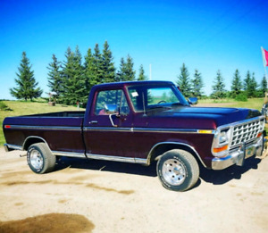 REDUCED 1979 Ford completely restored