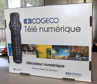3 Décodeurs enregistreur HD pour COGECO CABLE Parfaite condition