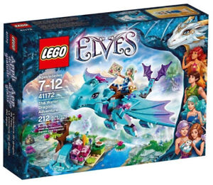** Lego 41172 Elves water dragon new sealed