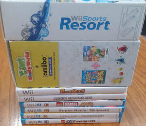 Gamecube and Wii Game Cases - Case ONLY - OBO Kitchener / Waterloo Kitchener Area image 2
