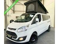 Ford Transit Custom Camper Van / Day Van / Not T5 T6 Transporter / No VAT