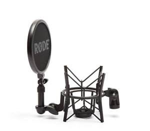 Rode SM6 Microphone Shockmount with Pop Filter