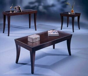 Brand New Coffee Table & End Table Set