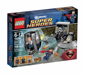 Lego DC Super Heroes 76009, New in Sealed Box