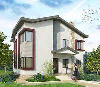 Architectural Design, Drafting and 3D Rendering, Permits