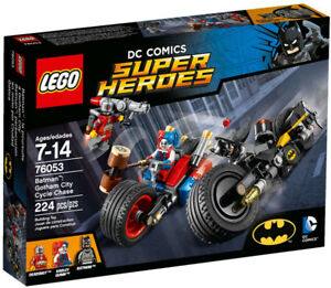 Lego Harley Quinn Deadshot 76053 Gotham City Cycle Chase