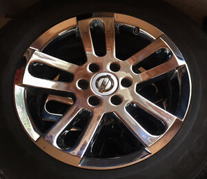 "20"" Chrome Rims (Nissan)"