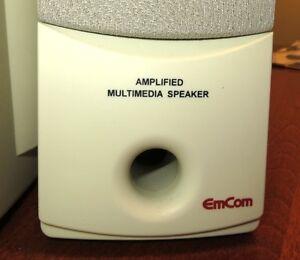 EMCOM Multimedia Subwoofer Écouteur en Excellente Condition Gatineau Ottawa / Gatineau Area image 5