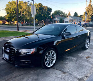 2014 Audi A5 Technik Coupe Brand New Steering, Tires, Brakes
