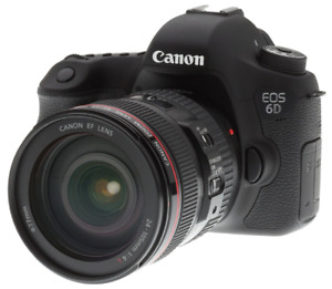 Canon EOS 6D + 24-105 mm f4