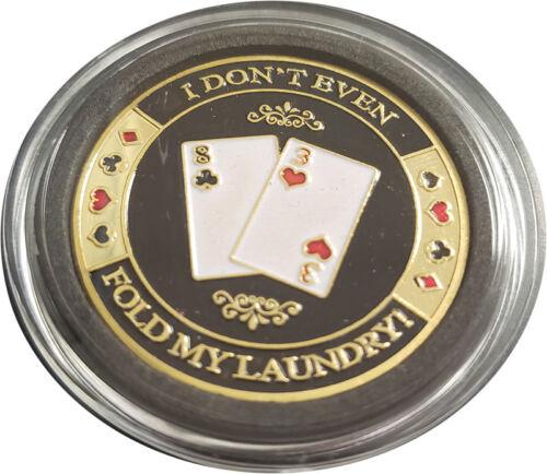 Casino Poker Card Guard Cover Protector I don