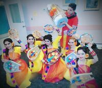 Dance to color your life
