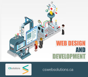Top Quality Website Design and Development in Mississauga