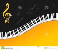 SPECIAL PIANO LESSONS -ONLY $45 PER 3 LESSONS!