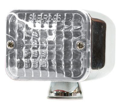 Med Rod Light Clear/Red - Lite Kustom Hot Rod Body Mount Accessory