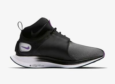 Nike Zoom Pegasus Turbo XX Gr. 38,5 schwarz / lila AR4347 001...