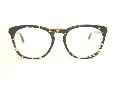 Yves Saint Laurent YSL 2322 Tortoise Brown Retro Glasses Eyeglasses Frame #1226