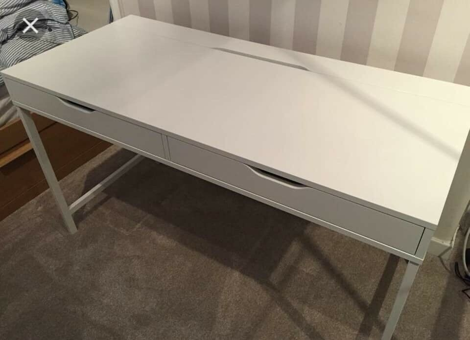 Ikea alex desk office table in wembley park london gumtree