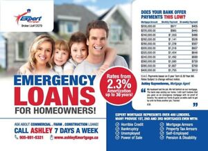1st, 2nd, & 3rd Mortgages