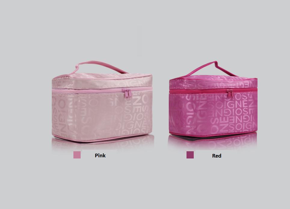 Women Beauty Cosmetic Makeup Case Travel Wash Toiletry Bag O