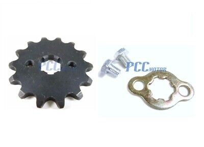 2FastMoto 17mm Engine Front Sprocket Countershaft 420 Chain 14T Z50 Speed Mini
