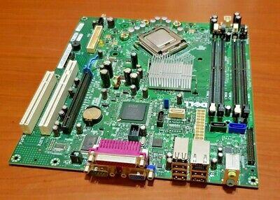 Scheda Madre DELL DR845 0DR845 (Optiplex 755) socket 775 + CPU Core2Duo E6550 comprar usado  Enviando para Brazil