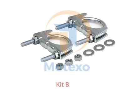 FK90844B Exhaust Fitting Kit for Petrol Catalytic Converter BM90844 BM90844H
