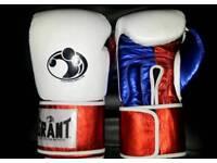 new customized grant boxing glovez