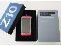 BRAND NEW BlackBerry Z10 - 16GB - Red (Unlocked) SPECIAL EDDITION
