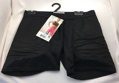 Stromgren Low-Rise Softball Sliding Shorts Black Womens Size XXL Pick Inseam NEW - Low Rise Softball Sliding Short