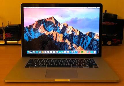 Top Spec Retina Macbook Pro 15inch i7 3.6G 8G Ram 512G SSD GTX650