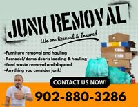 Garbage/junk removal call/text 9028803286