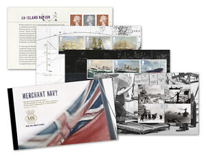 New-Royal-Mail-Merchant-Navy-Prestige-Booklet