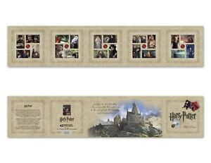 2013-Harry-Potter-Souvenir-Booklet-of-20-US-Forever-Postage-Stamps