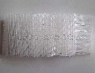 500 Clear Price Tag 3 Inch Barbs Fasteners For Regular Tagging Gun