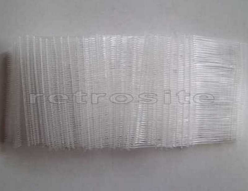 """500 CLEAR Price Tag 3"""" Inch Barbs Fasteners for REGULAR Tagging Gun"""