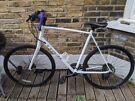 2020 Trek FX 3 Hybrid Bike - White