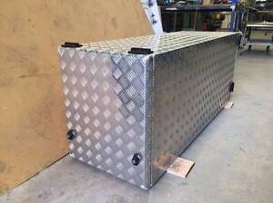 Generator/Weber Aluminium Box Madeley Wanneroo Area Preview