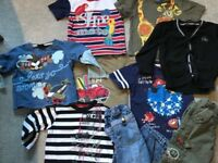 Very cool bundle of 2-3yrs boys clothes - Next