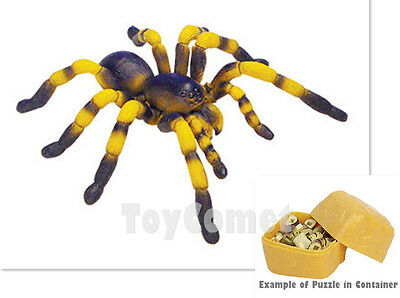 Tarantula Spider Desert Creatures Animal 4D 3D Puzzle Realistic Model Kit Toy (Spider Tarantula)