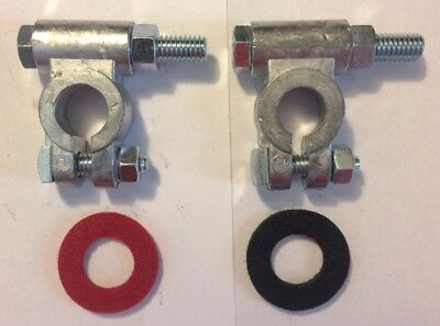 - Military Battery Terminals For Off-Road Vehicles USA MADE + PREVENTATIVE WASHERS