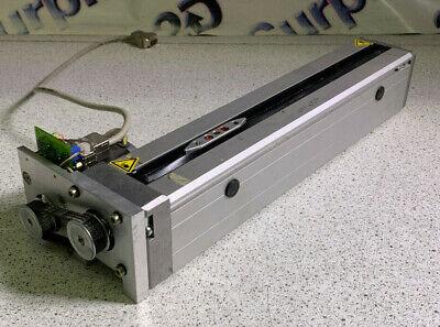 Isel Automation 2354904039 Les 4 Narrow Profile Ball Screw Linear Slide W Motor